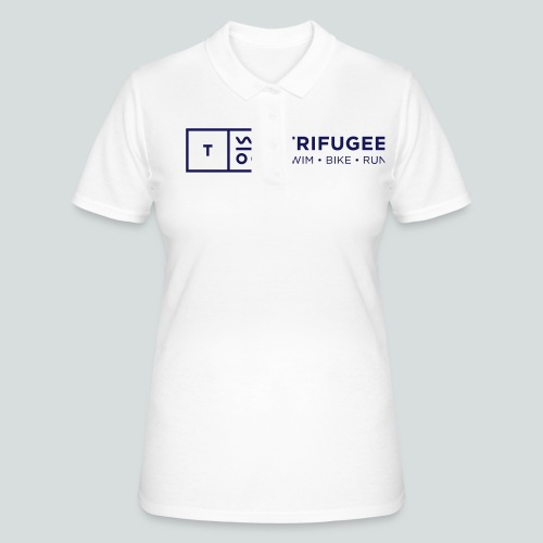 Trifugee_Logo - Frauen Polo Shirt