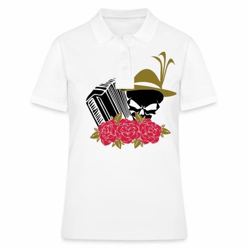 Rock Harmonika - Frauen Polo Shirt