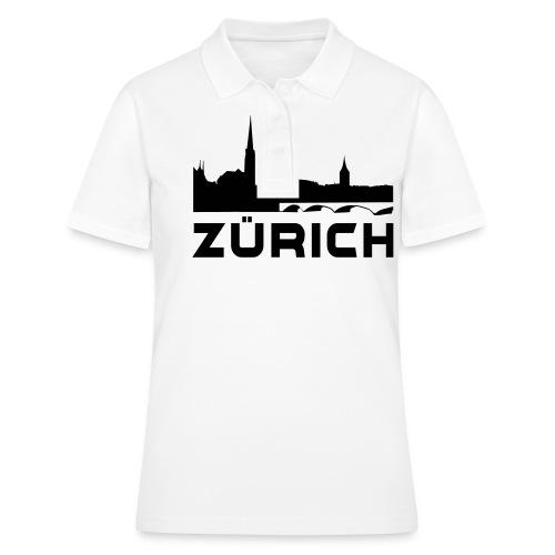 Zürich - Frauen Polo Shirt