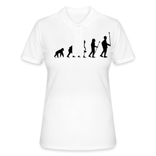 Stabführer Evolution - Frauen Polo Shirt