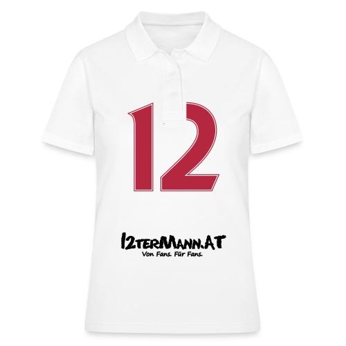12termann mitfans - Frauen Polo Shirt
