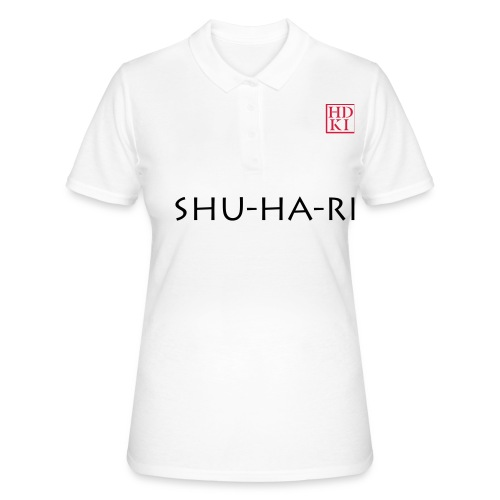 Shu-ha-ri HDKI - Women's Polo Shirt