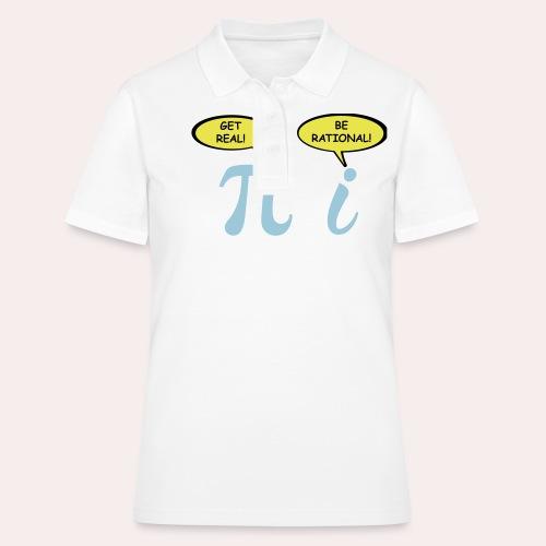 Sé realista Sé racional - Women's Polo Shirt