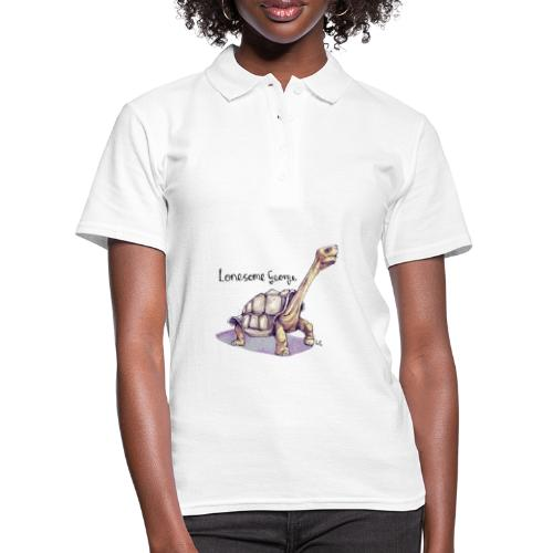 Lonesome George - Frauen Polo Shirt