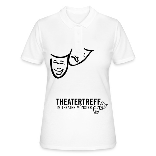 logo_tt - Frauen Polo Shirt