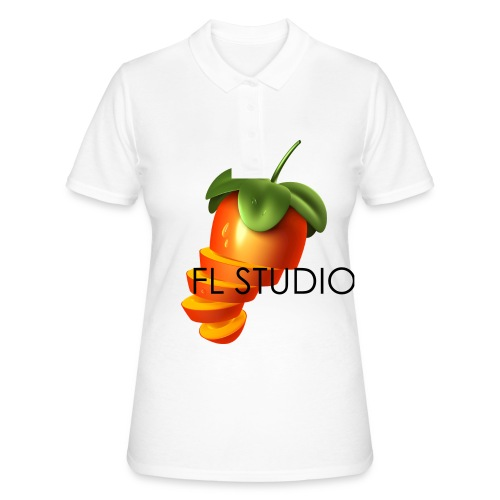 Sliced Sweaty Fruit - Women's Polo Shirt