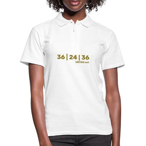 36 | 24 | 36 - UBI - Women's Polo Shirt