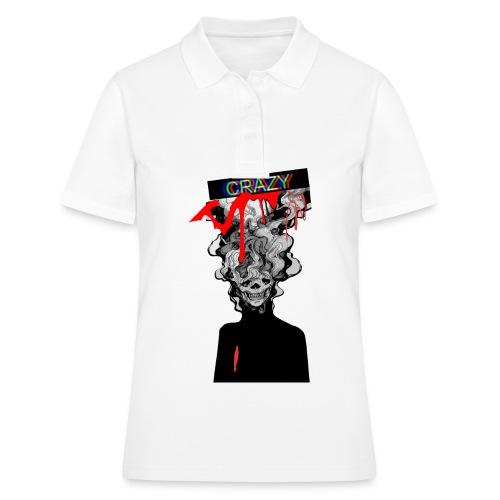CALAVERA Algo fuera de lo normal - Camiseta polo mujer