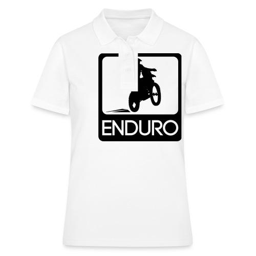 Enduro Rider - Frauen Polo Shirt