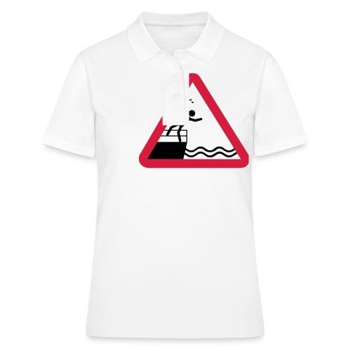 Bitte kein Bier Verschütten! - Frauen Polo Shirt