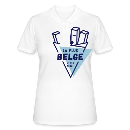 La+Belge - Women's Polo Shirt