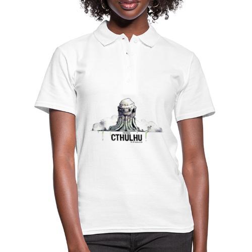 Cthulhu (H. P. Lovecraft) - Frauen Polo Shirt