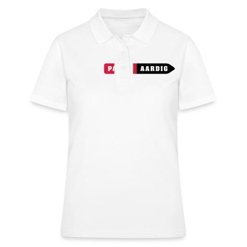 04 on white - Women's Polo Shirt