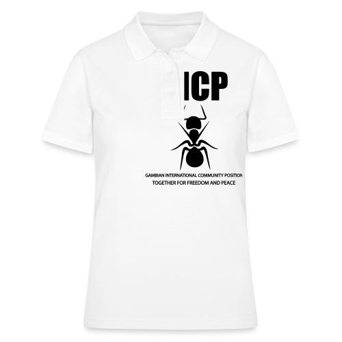 GICP T-SHIRT - Women's Polo Shirt