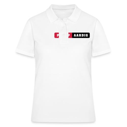 05 on white - Women's Polo Shirt
