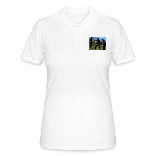 Chasvag ninja - Women's Polo Shirt