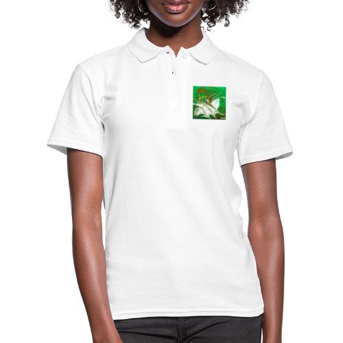 TIAN GREEN Mosaik CG002 - quaKI - Frauen Polo Shirt