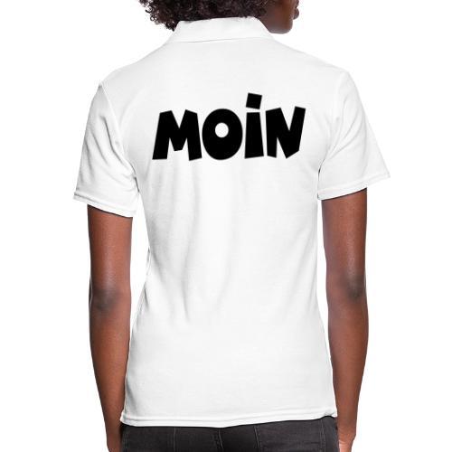 Moin - Frauen Polo Shirt