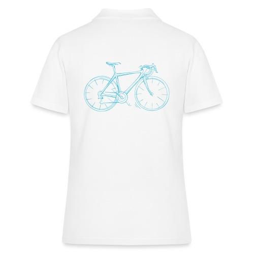 Rennrad Herren Fahrrad Skizze Radsport - Frauen Polo Shirt