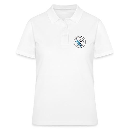 cityard org logo - Poloshirt dame