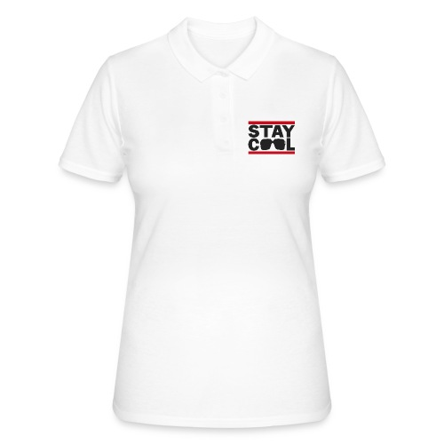 Stay Cool ver01 - Women's Polo Shirt