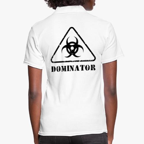 DOMINATOR - Frauen Polo Shirt