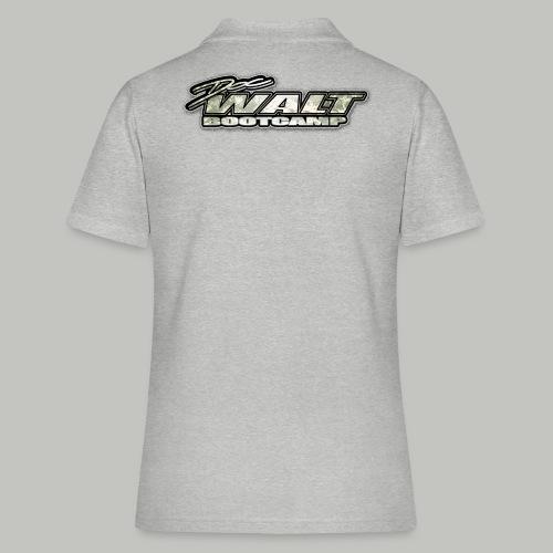 DOC-WALT-3TIMEZ / Logo 7 & Classic & Camouflage - Frauen Polo Shirt
