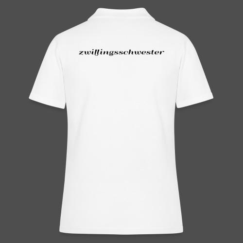 bliźniaczka - Women's Polo Shirt