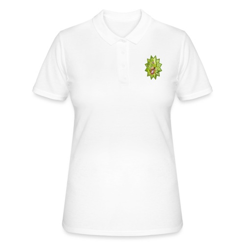 ORCHIDEES 1 - Women's Polo Shirt