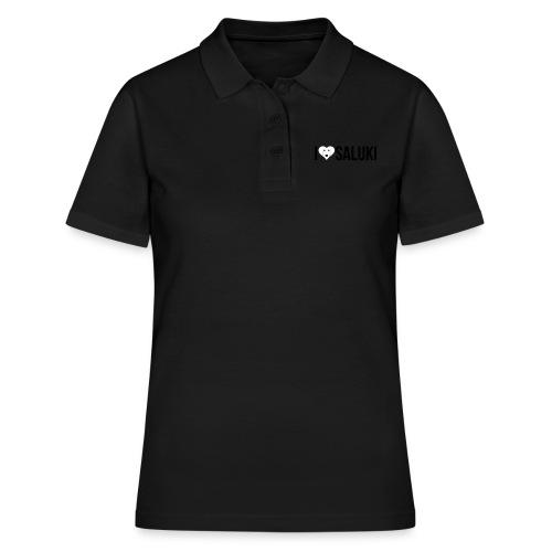I Love Saluki - Women's Polo Shirt