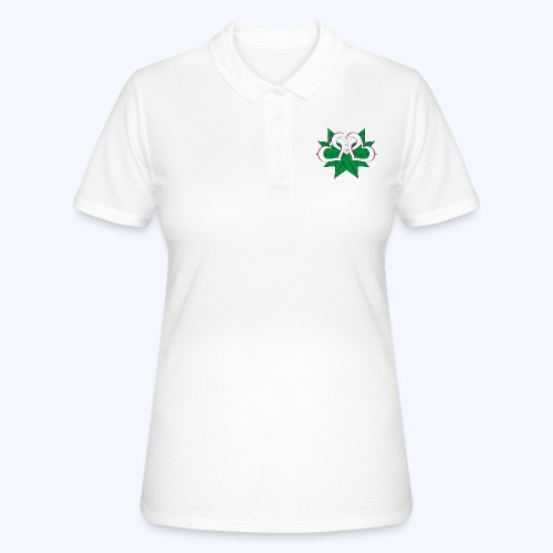 Herzblatt - Frauen Polo Shirt