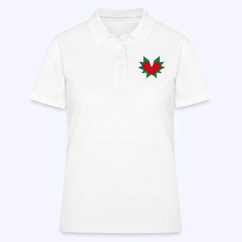 Rose - Frauen Polo Shirt