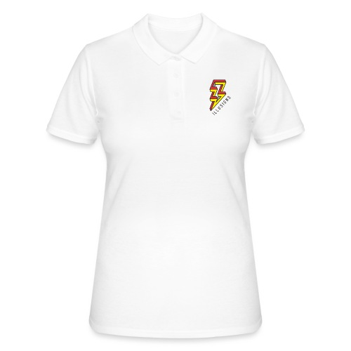 ♂ Lightning - Frauen Polo Shirt