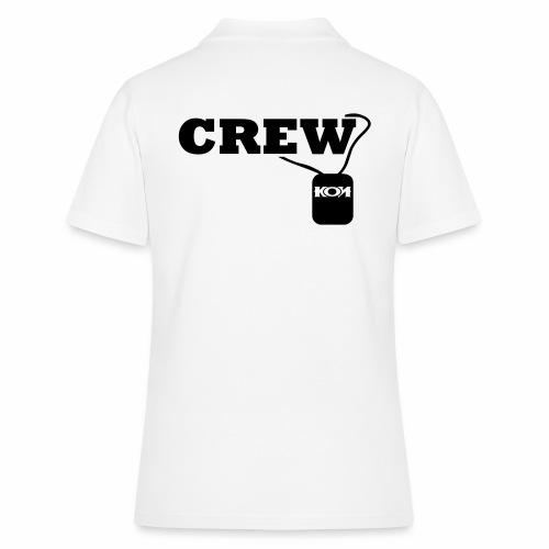 KON - Crew - Frauen Polo Shirt