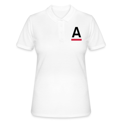 Alliansfritt Sverige A logo 2013 Färg - Women's Polo Shirt