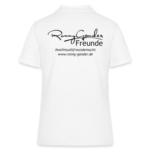 Ronny Gander Freunde - Frauen Polo Shirt