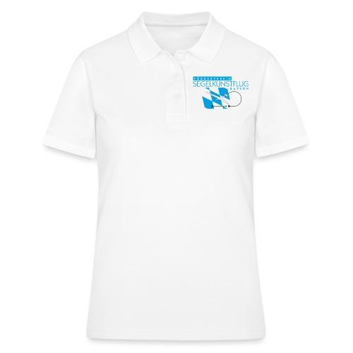 Design 01 (2-facher Druck vorne und hinten) - Frauen Polo Shirt