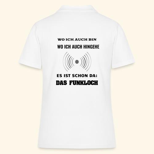 5G ist Zukunft, Handy nicht erreichbar Gegenwart - Frauen Polo Shirt