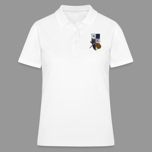 vonardingen_wappen - Frauen Polo Shirt