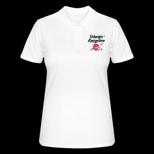 Scharfes Kneipchen - Frauen Polo Shirt