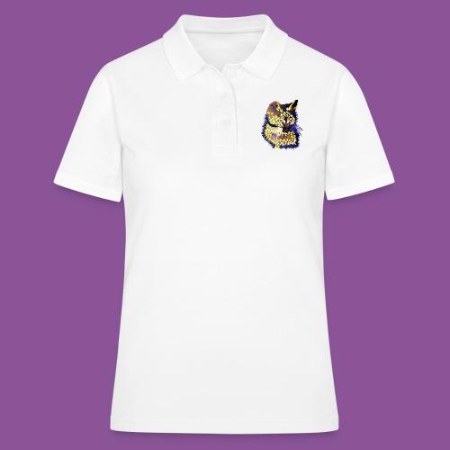 Katze 9 - Frauen Polo Shirt