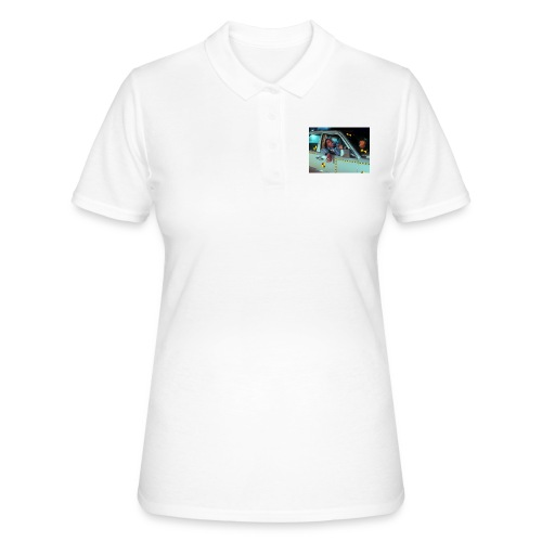 Flacko - Frauen Polo Shirt