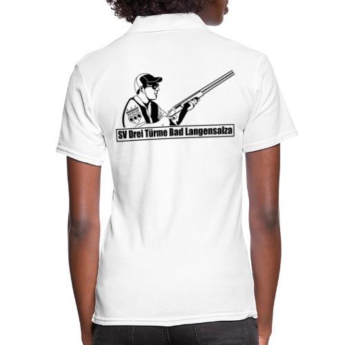 Logo auf dem Rücken - Frauen Polo Shirt