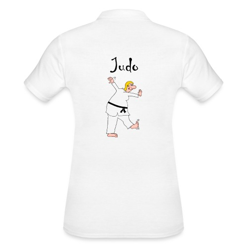 Judo - Judoka - Frauen Polo Shirt