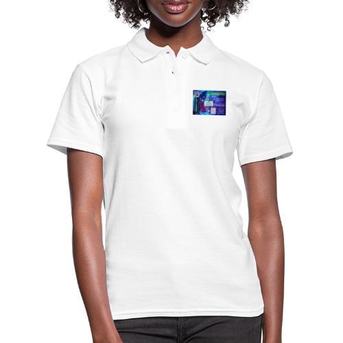 BNHE Credits generating digital value flow - Frauen Polo Shirt