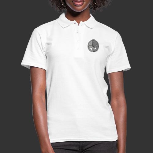Slashed Helmet - Women's Polo Shirt