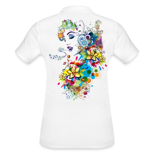 Lady singer - Women's Polo Shirt