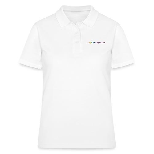 Regnbuepyttene - Poloskjorte for kvinner