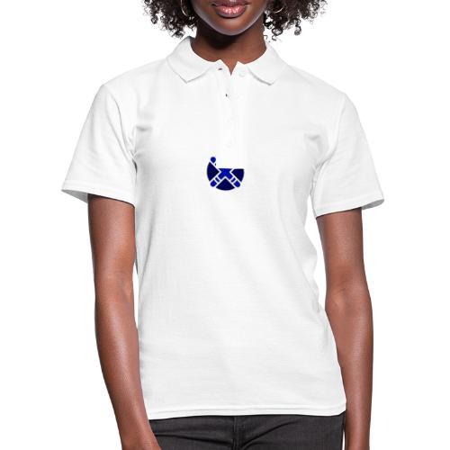diseño advanced - Camiseta polo mujer