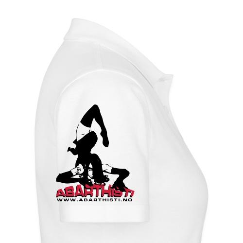 Abarthisti Pinup - Women's Polo Shirt